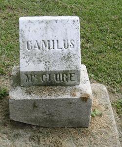 Cornelius Camilus McClure