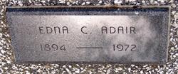 Edna Clairinda <i>Blythe</i> Adair