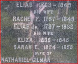 Sarah Eliza Lyon