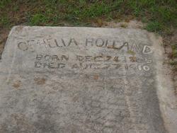 Ophelia Holland