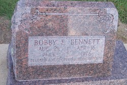 Bobby E. Bennett