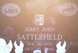 Jerry John Satterfield