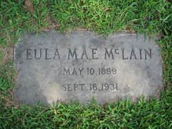 Eula Mae <i>Keith</i> McLain
