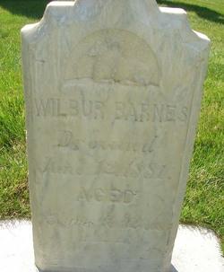 Wilbur Barnes