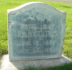 Paul Ray Farnlund