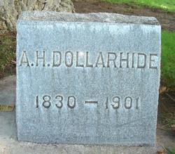 A. H. Dollarhide