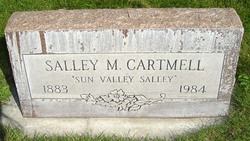 Salley M Cartmell