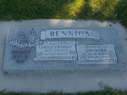 Camille <i>Crandall</i> Bennion