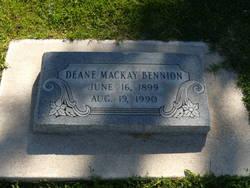 Deane <i>Mackay</i> Bennion