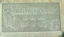 Lillian E Dewey