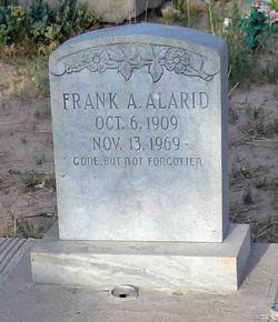 Francisco A. Frank Alarid