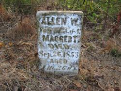 Allen W Maggert