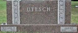 Mary Cleao Cleao <i>Parks</i> Utesch