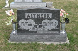Maria G <i>Turicchi</i> Altherr