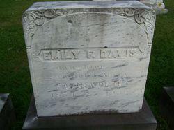 Emily F. <i>Farnsworth</i> Davis