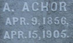 Abraham Achor