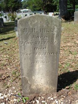 Noah Hampton Hill