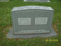 Martha <i>Norman</i> Montgomery