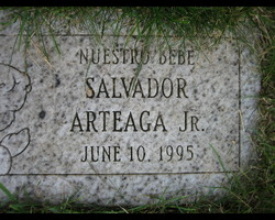 Salvador Arteaga, Jr