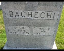 Joseph (Giuseppe) Bachechi