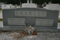 Gertrude <i>Akins</i> Frawley