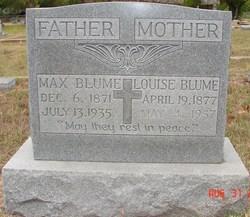 Max Eugene Blume