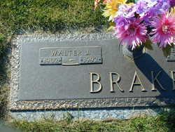 Walter Jerow Brake