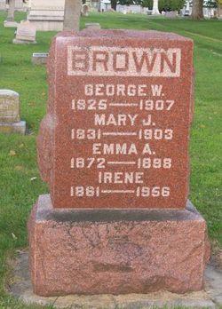 George Washington Brown