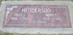 John Clarence Henderson