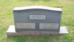 Herbert Woodrow Addis