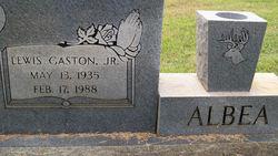 Lewis Gaston Albea, Jr