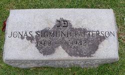 Jonas Sigmund Patterson