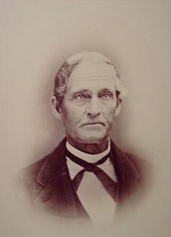 Joseph B. Uncle Joe Tedrow