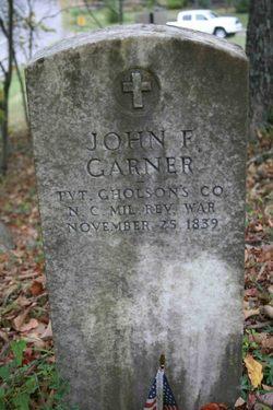 John Fushee Garner
