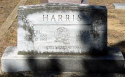 Isabell <i>Smith</i> Harris