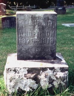 Amanda Otilia <i>Becker</i> Anderson
