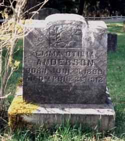 Emma Otilia Anderson