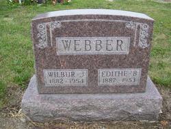 Edithe Blanche <i>Curtis</i> Webber
