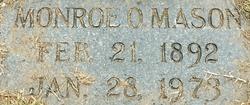 Monroe Otis Mason