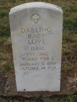 Darling Baby Love