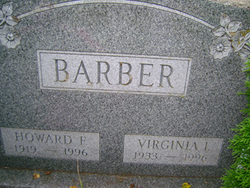 Virginia Lee <i>Hamblin</i> Barber