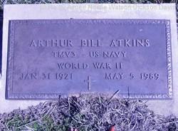 Arthur Bill Atkins