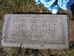 Stevie Gene Raley
