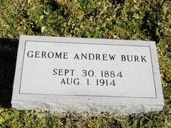 Gerome Andrew Burk