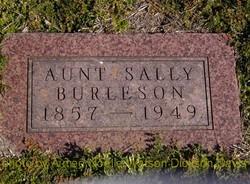 Sally Burleson