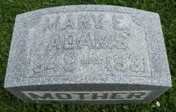 Mary Ellen <i>Chapman</i> Adams