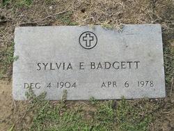 Sylvia E. Badgett