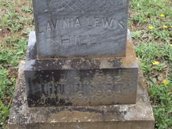 Lavina <i>Lewis</i> Hill