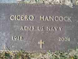 Cicero Hancock