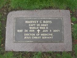 Harvey C Roys